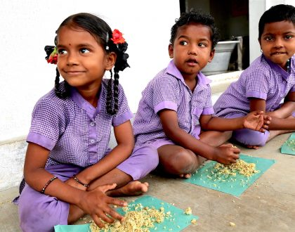 July 2016 Health Camp Focuses on Children's health & nutrition