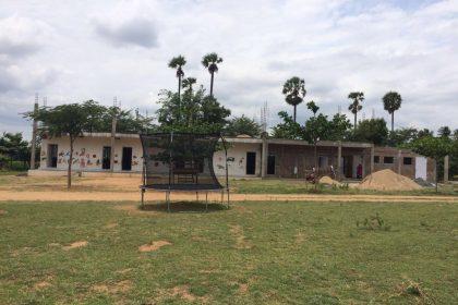 School Extension Project Underway